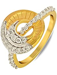 [Sponsored Products]P.N.Gadgil Jewellers Lavanya Collection 22k (916) Yellow Gold Ring