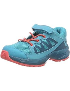 Salomon XA Elevate K, Zapatillas de Running para Asfalto Unisex Niños