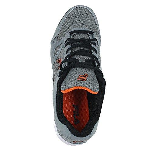 Fila Nrg SneakerShoes Monument/Black/Vibrant Orange