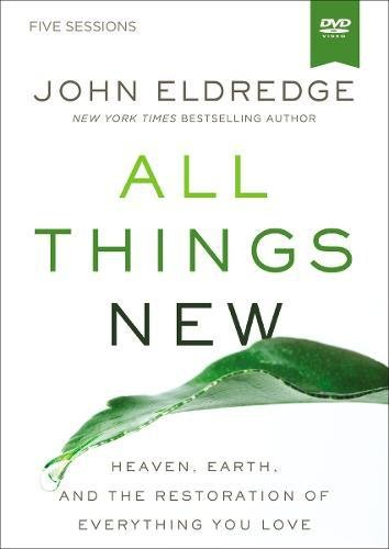 All Things New Video Study: A Dvd Study; a Revolutionary Look at Heaven and the Coming Kingdom [Ediz
