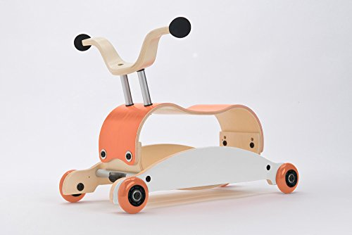 wishbone-mini-flip-mix-match-3in1-laufwagen-rutschauto-schaukel-in-farbe-top-orange-base-weiss-rader