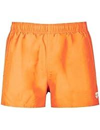 Arena X-Short Fundamentals Bañador, Hombre, Naranja (Mango/White),