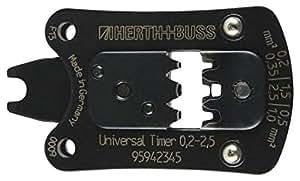 HERTH+BUSS JAKOPARTS 95942345 Kit de pinces de sertissage