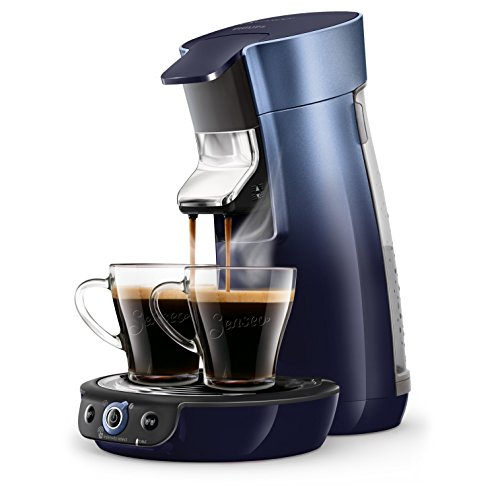 Philips HD6566/61 Kaffeemaschine, Eisblau