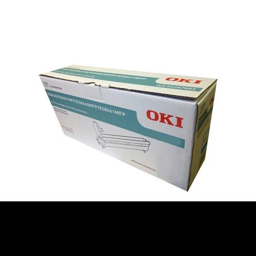 BILDTROMMEL / DRUM OKI ES6410 - SCHWARZ - 20000 SEITEN - 01272904 - ORIGINAL