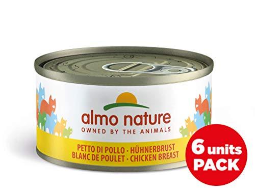 almo nature Legend Chat Poulet Poitrine Mega Lot de 6x 70g