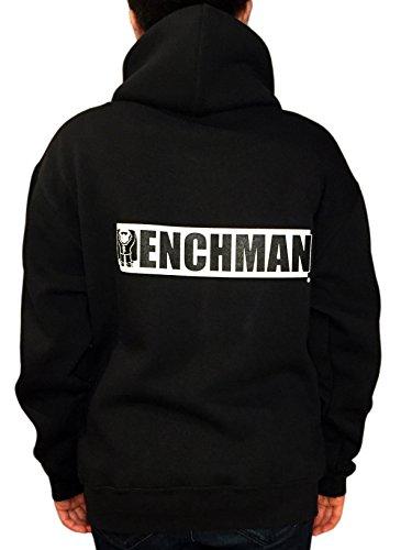 Henchman Apparel Damen Kapuzenpullover schwarz schwarz Gr. Medium, schwarz