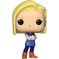 Funko 36403 Pop! Vinilo: Dragonball ZS5: Android 18, Multi