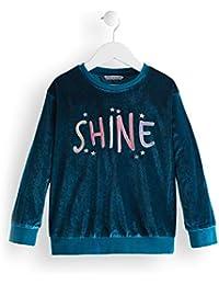 RED WAGON Mädchen Sweatshirt Shine Embroidered
