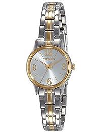 Citizen Analog Grey Dial Women's Watch - EX0294-58H