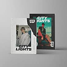 S.M. Entertainment Baekhyun - City Lights [Day Ver.] (1st Mini Album) CD+Booklet+Folded Poster+Double Side Extra Photocards Set