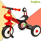 Baybee Cyclops Baby Tricycle Kid's Trike Ride on Bike with Toy Basket