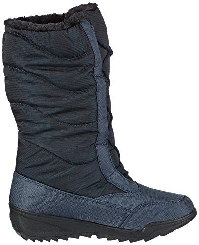 Kamik BORDEAUX, Stivali da neve, con caldo rivestimento interno Donna Blu (Blau (DBL))