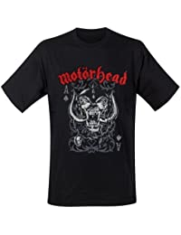 Motorhead Herren, T-Shirt, Playing Card
