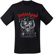 Motorhead Playing Card - T-shirt - Manches courtes - Homme