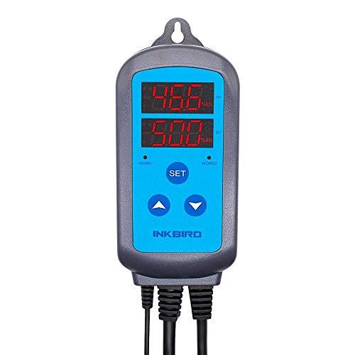 Inkbird IHC-200 100 – 265 V Digital Air Luftfeuchtigkeit Regler Igrometer Controller Umidierung & Entfeuchtung mit Sensor