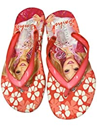 """Kii """"&"""" Kaa Girls & Boys Dailywear Flip-Flop Slipper from for Age Group 2 to 9 Years"""