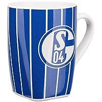 Mug Wat is da sch/ön hier S04 Kaffeetasse Kaffeepott FC Schalke 04 Tasse