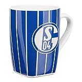 FC Schalke 04 Tasse Streifen