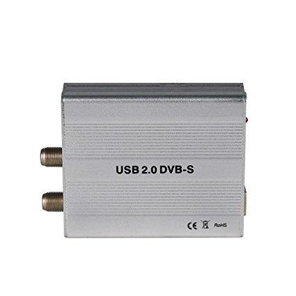 DigitNow! USB-SatBox USB BOX DVB-S TV- und Radio-Tuner