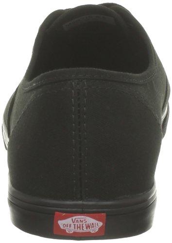 Vans Unisex-Erwachsene Authentic Lo Pro Sneakers Schwarz