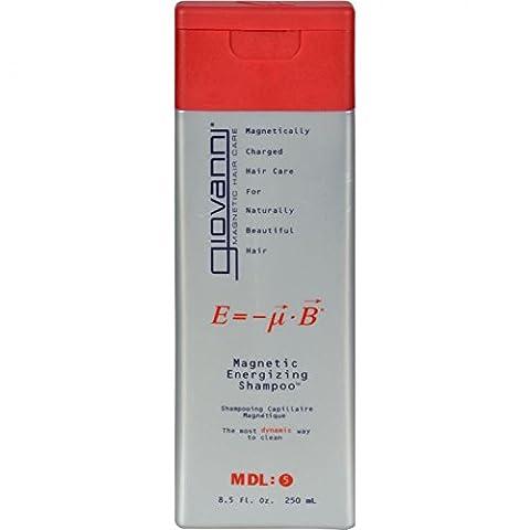 Giovanni Magnetic Energizing Shampoo - 8.5 fl