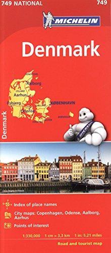 Descargar Libro Michelin Denmark de Michelin Travel Publications
