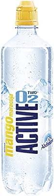 Active O2 Mango Maracuja, 8er Pack, Einweg (8 x 750 ml)