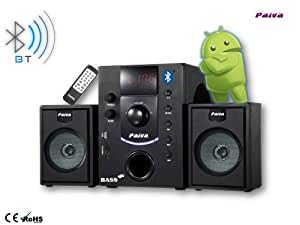 Paiva Bluetooth Home Theater 2.1 (3500w PMPO)