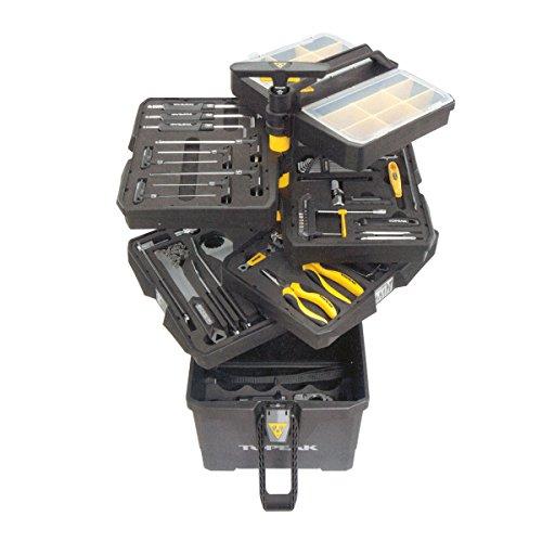 Topeak Werkstattwagen PrepStation, Black, One Size, TPS-03