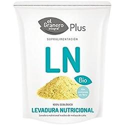 LEVADURA NUTRICIONAL LN BIO EL GRANERO INTEGRAL 100 GRS