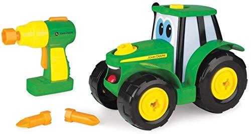 Unbekannt Tomy BAU-dir-deinen-Johnny-Traktor