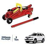 Semaphore (2 Ton) Car Hydraulic Trolley Jack for Toyota Fortuner