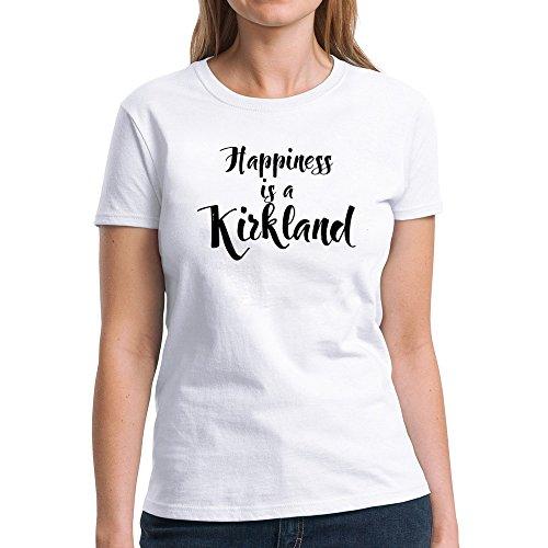Eddany Happiness is a Kirkland Damen T-Shirt