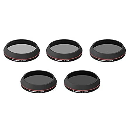 Freewell Ir Nd pour Inspire 2 Zenmuse X 4S Filter (5 pièces)