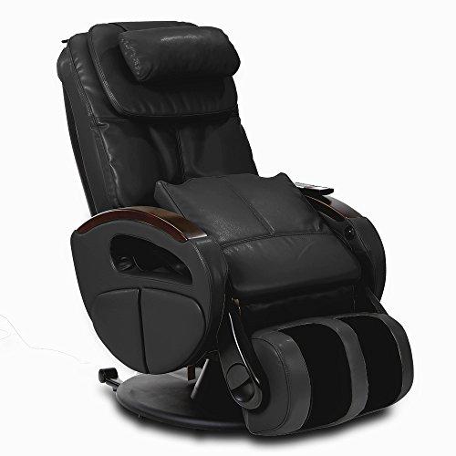 aktivshop Massagesessel »Komfort Deluxe« mit Aufstehhilfe (Schwarz)