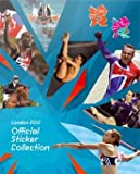 LONDON 2012 OLYMPICS STICKER ALBUM - OFFICIAL PANINI STICKER ALBUM COLLECTION - NEW