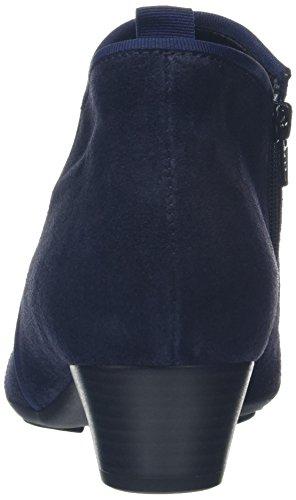 Gabor Trudy, Bottes Classiques Femme Bleu (Ocean 16)
