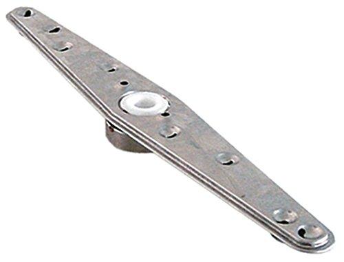 Silanos Wascharm EP unten Länge 395mm für Spülmaschine 1000 Einbau ø 16/44,5mm 8 Düsen