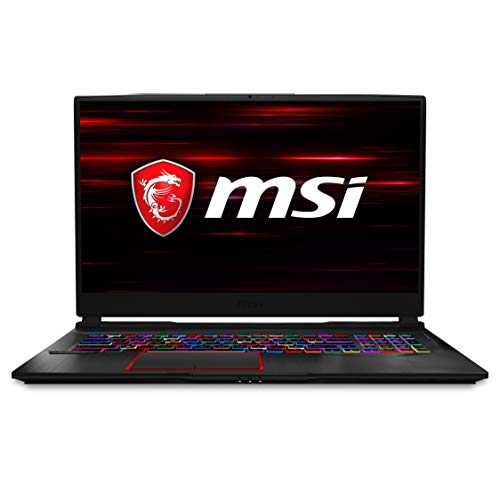 "MSI GE75 Raider 8SE-055IT Notebook Gaming, 17.3"" FHD, Intel Core i7 8750H, 16 GB di RAM, 256GB NVMe PCIe SSD + 1 TB HDD, Nvidia TURING RTX 2060, GDDR6 6 GB"
