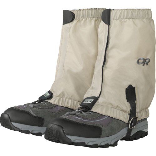 Outdoor Research Bugout Gaiters tan 2020 tights