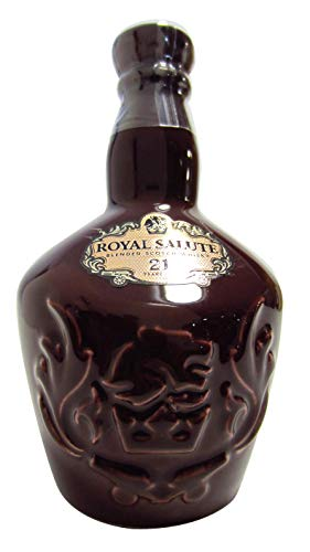 Chivas Regal - Royal Salute Ruby Miniature - 21 year old Whisky Royal Ruby