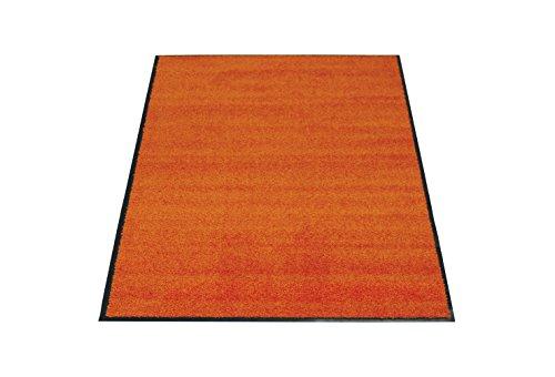 Miltex Schmutzfangmatte, Orange, 60 x 90 cm