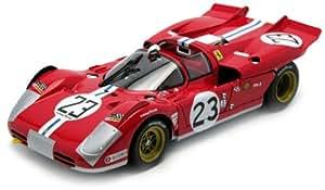 Hot Wheels Elite Ferrari 512S 24 Hours of Daytona, 1971