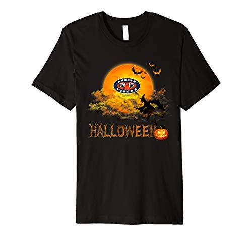 Auburn Tigers Halloween T-Shirt - Apparel