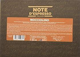 Note D'Espresso - Cápsulas Exclusivamente Compatibles con cafeteras de cápsulas Nescafé* y Dolce Gusto* 9g (caja de 48...