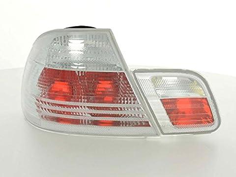 at72240–Feux arrière BMW SÉRIE 3Coupe type E46Bj. 99–02blanc