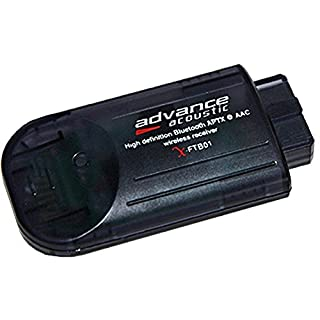 ADVANCE ACOUSTIC-Bluetooth Wireless Empfänger x-ftb01