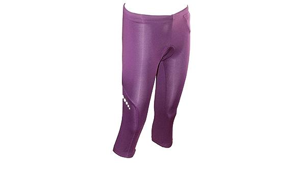 Crivit Sports Damen Fahrradhose Sitzpolster Coolmax/®freshFX/® 73027