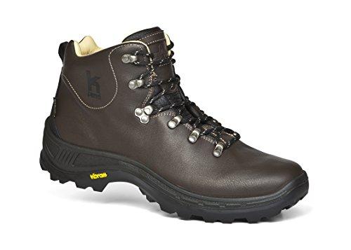 KAYLAND SCARPE DA TREKKING WALKING HIGH LAND GTX BROWN PITTARDS 018016110 Marrone